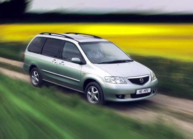 Mazda MPV 2 поколение