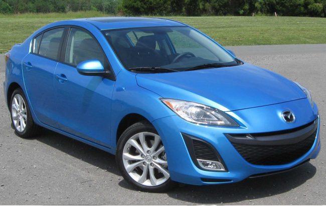 Mazda Axela 2 поколение