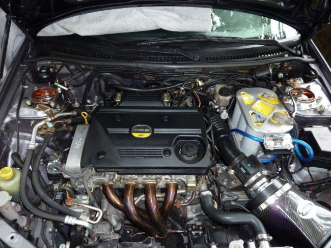 Двигатель FS-ZE