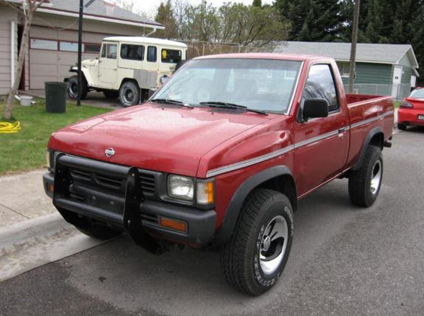 Nissan Navara 1996 года