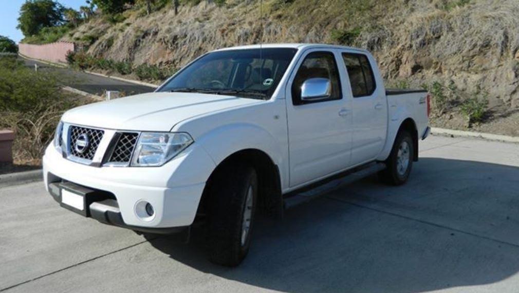 Nissan Navara 2014 года