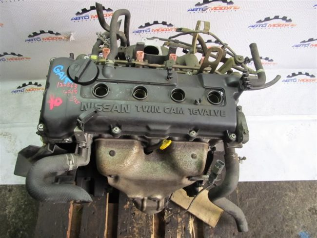 Двигатель Nissan Pulsar FN15 GA15 1,5-литра