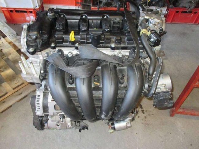 Двигатель PYY1