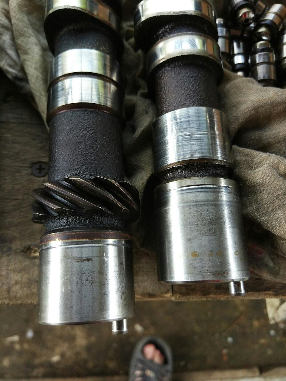 Распредвалы двигателя 6G72