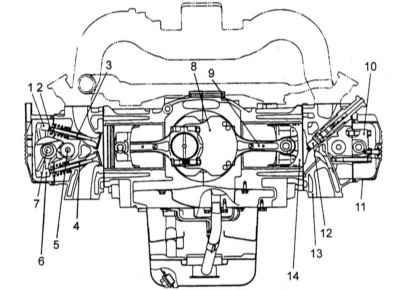 Схема EJ20J