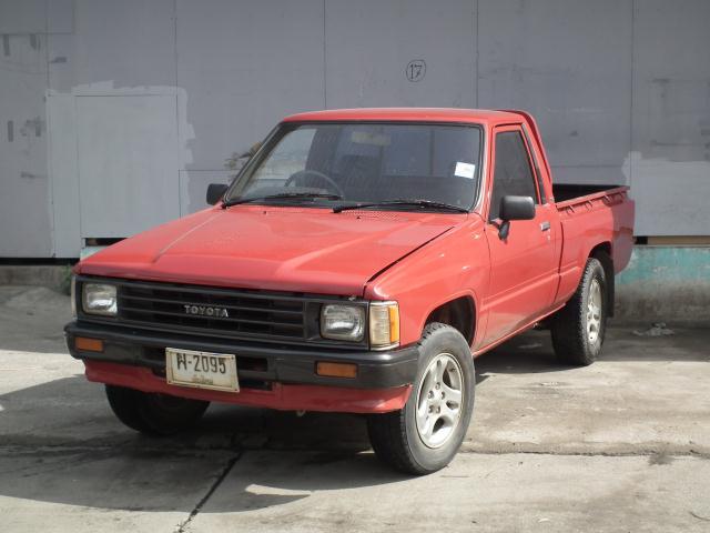 Toyota с двигателем Y
