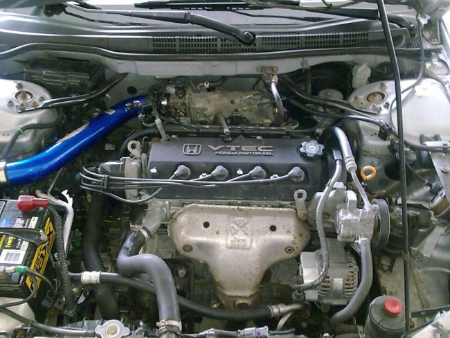 ДВС Honda F23A