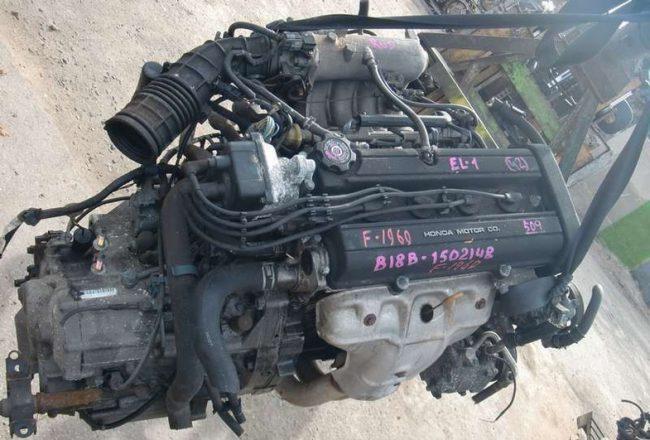 Honda B18B