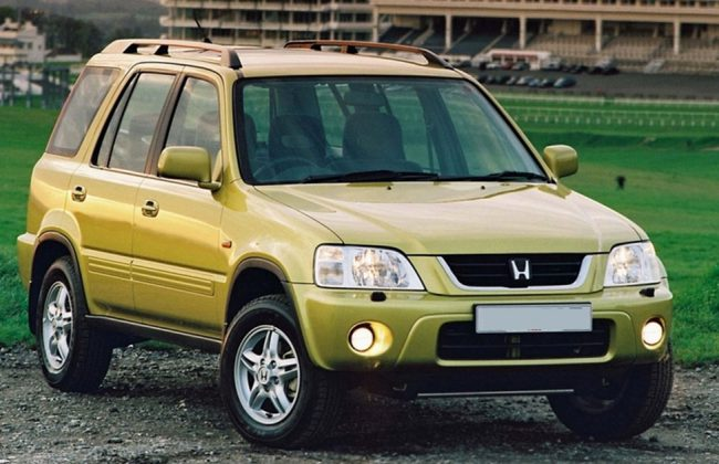 Honda CR-V 1го поколения