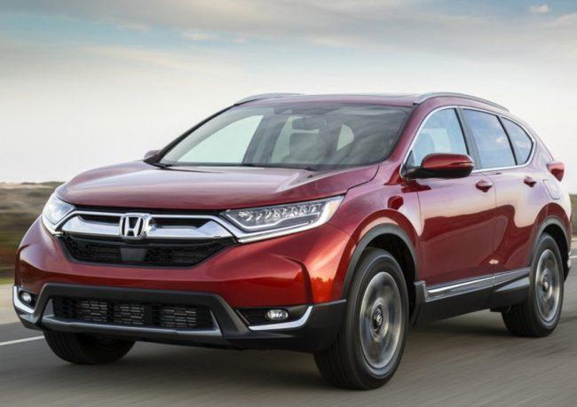 Honda CR-V 5го поколения