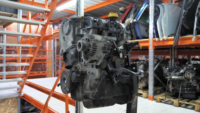 Мотор K4M
