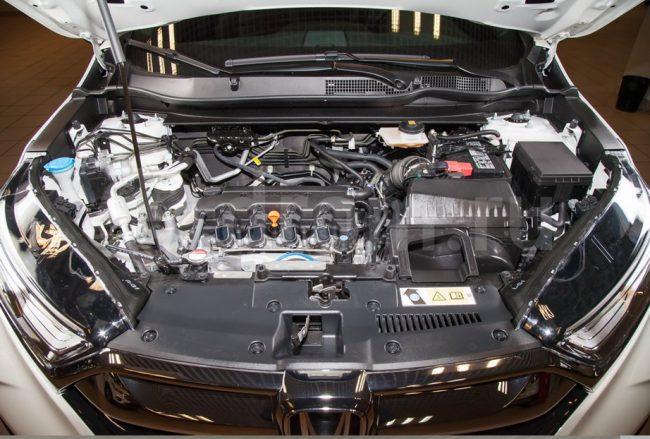 Двигатель R20A9-V