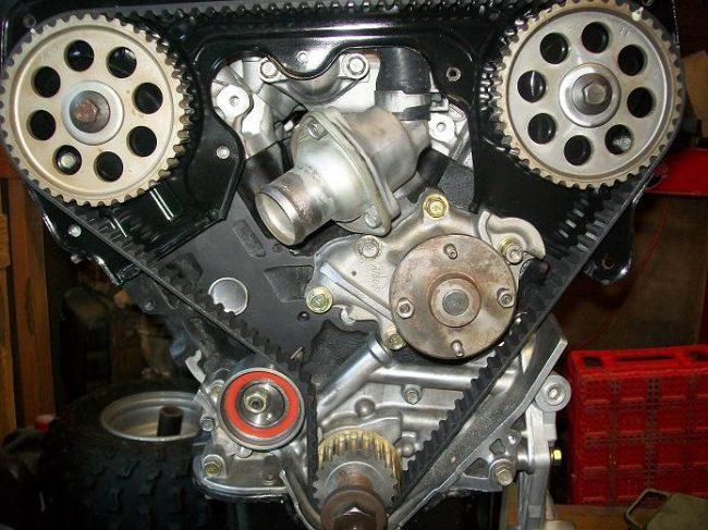 Силовая установка VG33E