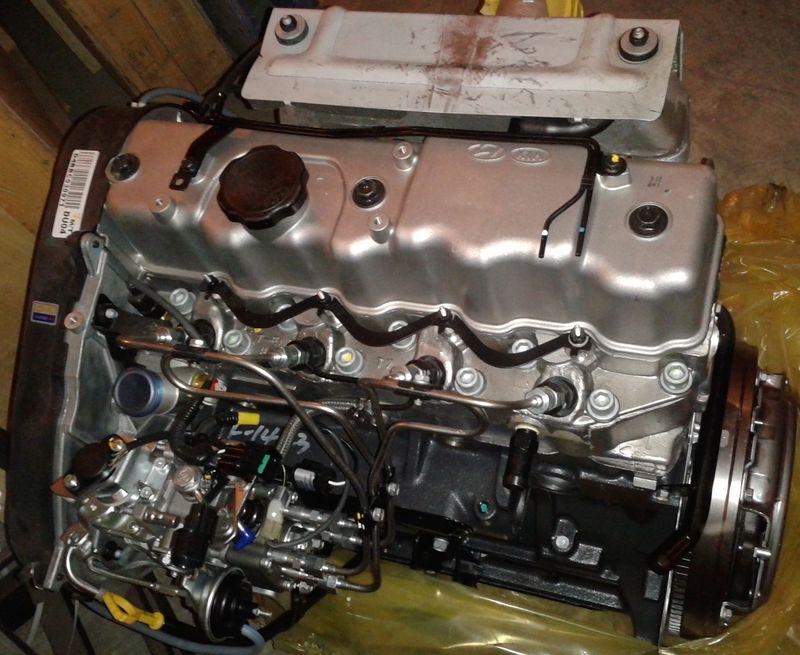 Двигатель Хендай