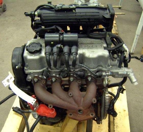 Двигатель B10S1