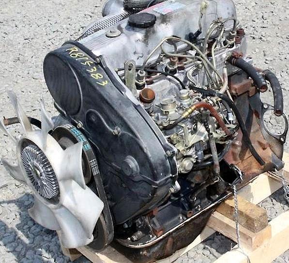Двигатель D4BA