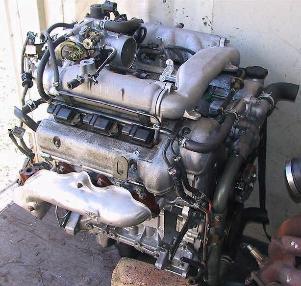 V-образный мотор