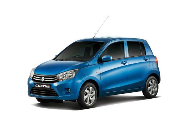 Suzuki Cultus 2018