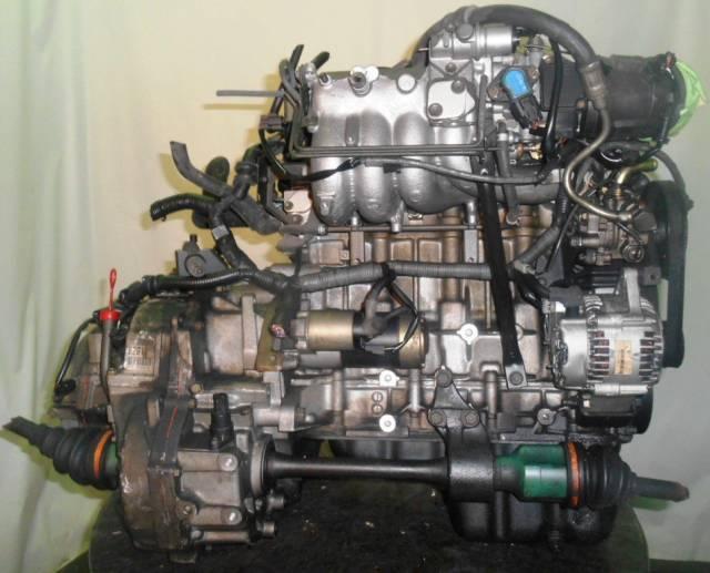 Двигатель Suzuki J18A
