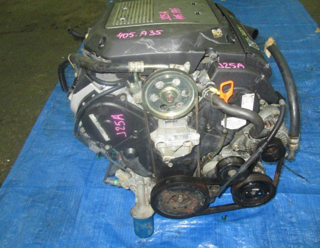 Двигатель Honda J25A
