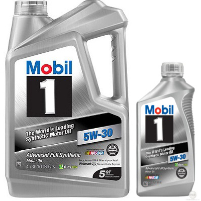 Моторное масло Mobil 1 5W-30