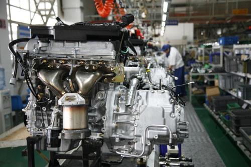 Двигатель Suzuki M18A