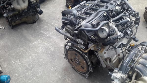 Двигатель от Эпики