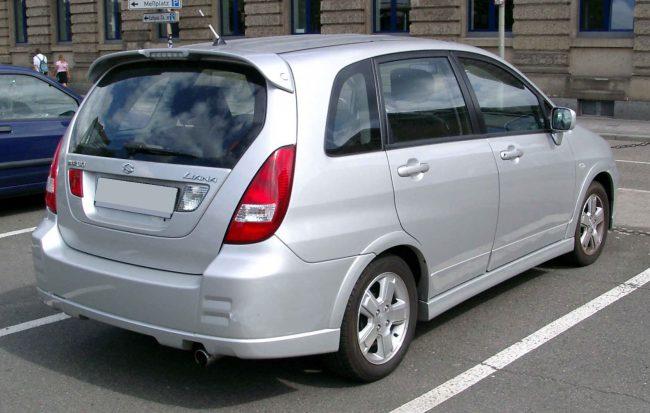 Suzuki Liana Sport