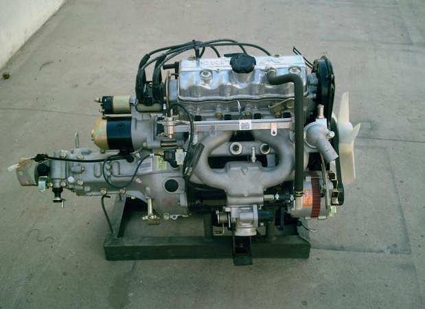 Двигатель F10A