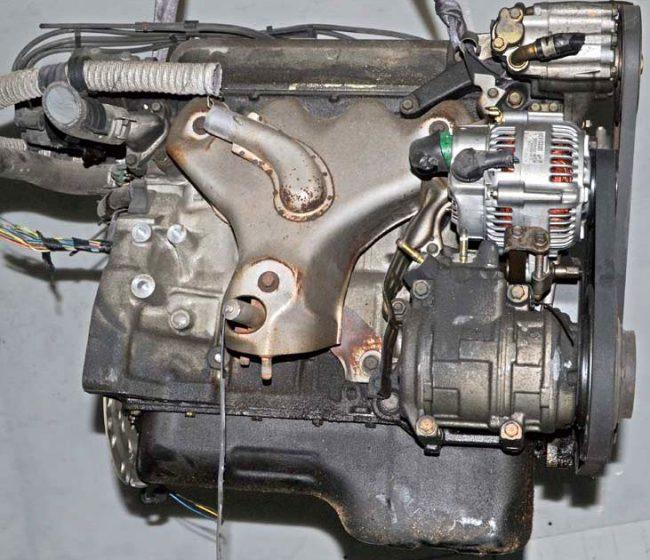 Двигатель Honda f18a