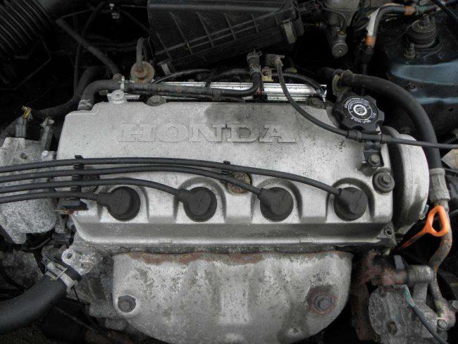 Двигатель Honda d14a3