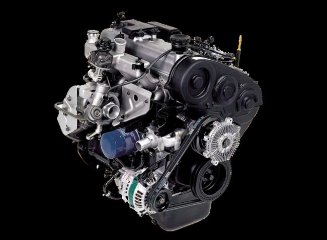 Моторная установка D4BH