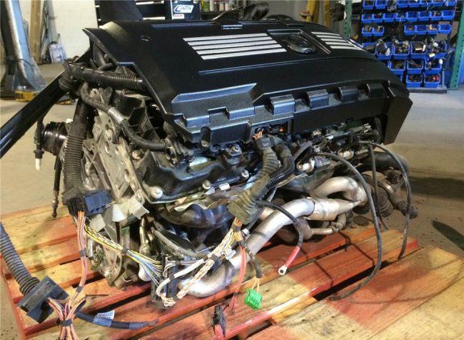 Двигатель N54B30T0
