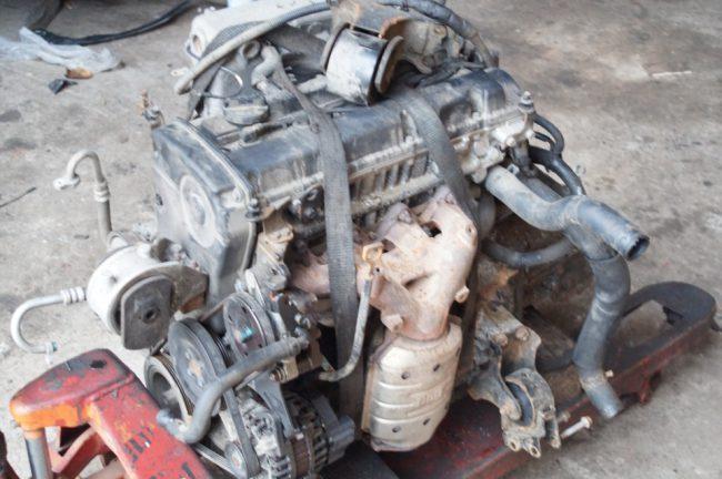 Двигатель G4CS