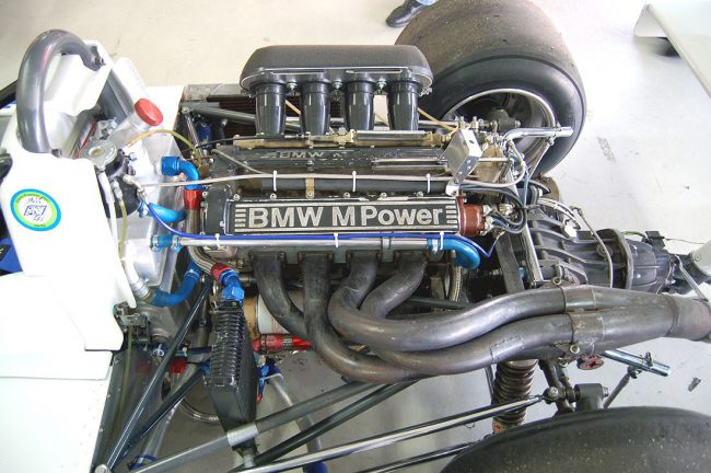 Двигатель N42B20
