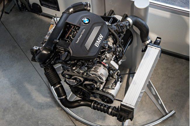 Двигатель БМВ B38
