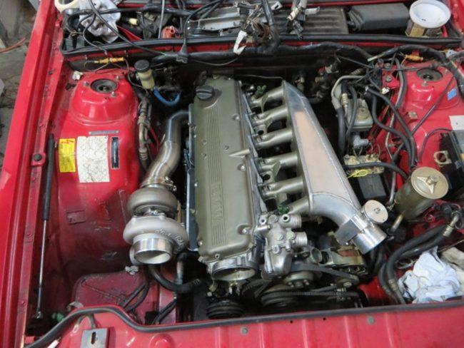 Двигатель m30