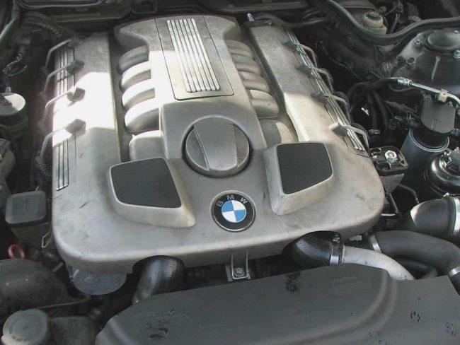 BMW M67D44
