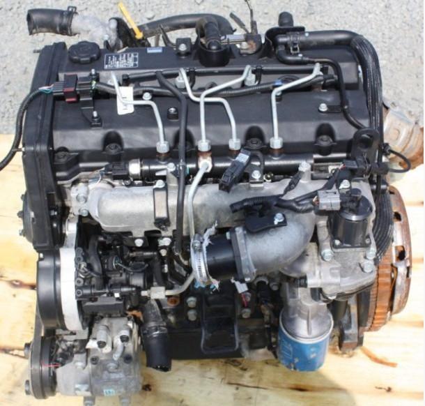 Дизельный двигатель J3