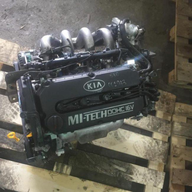 Мотор S6D