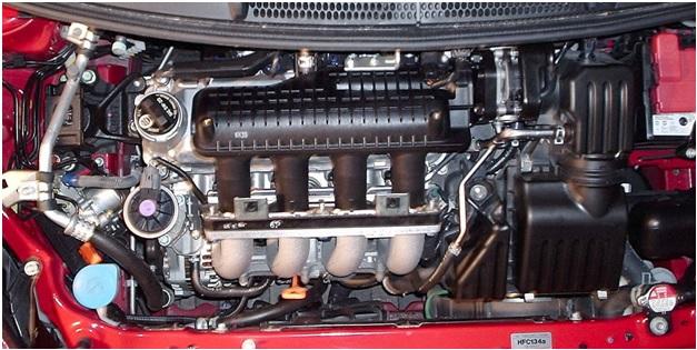 L15 SOHC с системой VTEC