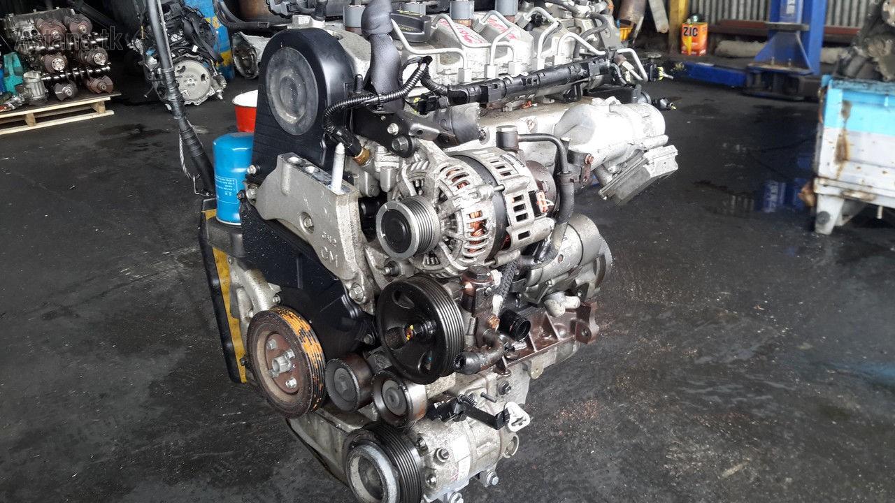 Мотор D4EB