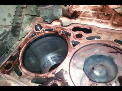 Проверка цилиндров двигателя