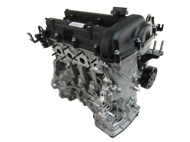 Мотор G4FC/G4FD