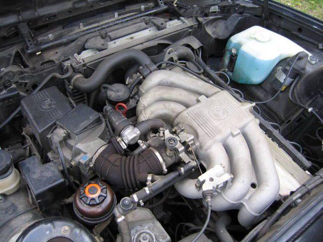 Двигатель М20В20
