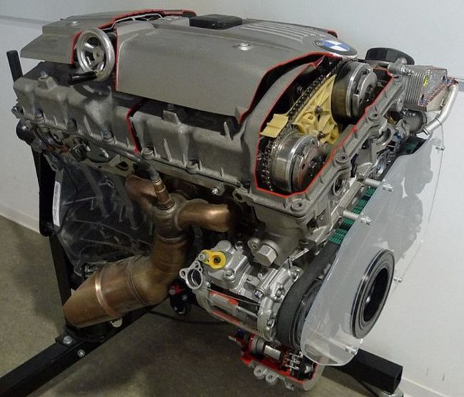 BMW N52B25