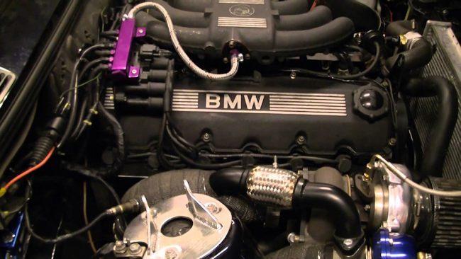 Двигатель M20B23