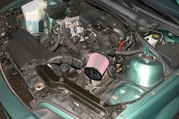 Тюнинг M43 в BMW E46