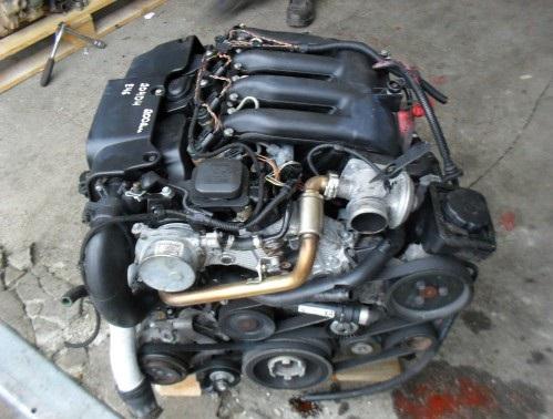Двигатель M47