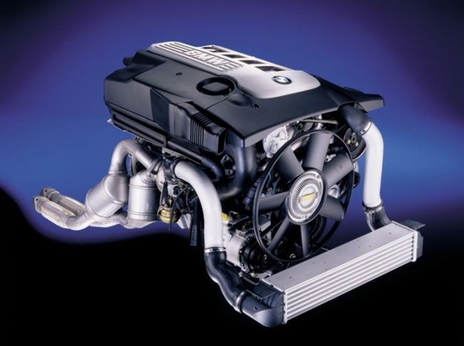 Мотор M57D30